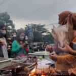 Gading Fajar, Tempat Berburu Takjil di Sidoarjo