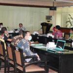 Pemkot Pasuruan Bahas Pengendalian Inflasi Bersama BI Jatim di High Level Meeting TPID
