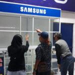 200 Ponsel Amblas Digasak Kawanan Pembobol Konter di Blitar