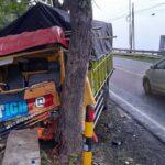 Tabrakan Beruntun di Jalur Pantura Situbondo, 3 Orang Terluka