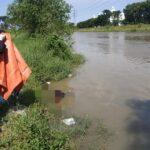 Mayat Mengapung di Sungai Nginden Surabaya, Ternyata Pelaku Curanmor