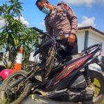 Fortuner Hantam Pemotor di Depan SPBU Nganjuk, Korban Tewas