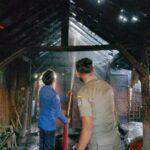 Lagi Siapkan Hidangan Buka Puasa, Rumah Warga Situbondo Terbakar