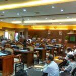 Tindaklanjuti LKPJ Bupati, DPRD Nganjuk Bentuk Pansus Pembahasannya
