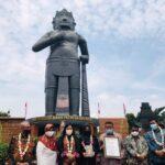 Patung Gajah Mada di Mojokerto Tertinggi di Dunia, Tembus Rekor MURI