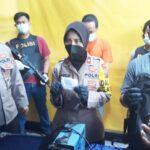 Ketahuan Curi Mesin Las , Pria Lamongan Tertangkap di Plafon Panti Asuhan Surabaya