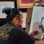 Puluhan Pelukis Jatim Bakal Unjuk Gigi di Ajang <em>Painting On The Spot</em> di Candi Tikus Mojokerto