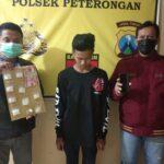 Operasi Yustisi di Jombang Jaring Pengedar Sekaligus Pengguna Pil Double L