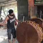 Menyambangi Perajin Beduk di Mojokerto, Karyanya Bisa Bertahan 30 Tahun