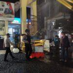 Jalankan Jukrah Polda Jatim, Polisi Jember Geledah Pengunjung Mapolres