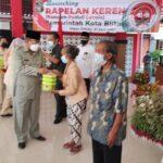 Wali Kota Blitar Launching Program Ransum Peduli Lansia