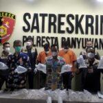 Polresta Banyuwangi Gagalkan Penyeludupan 21 Ribu Baby Lobster ke Vietnam