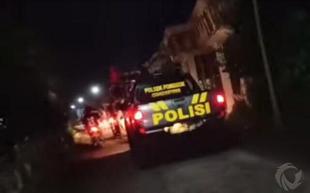 Gunakan Pengeras Suara, Ronda Sahur di Blitar Dibubarkan Polisi