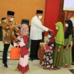 Berkah Ramadan, 535 Anak Yatim Terima Santunan dari Pemkot Blitar