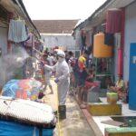 Petugas Lapas Jember Terinfeksi Covid-19, PMI Semprot 1.000 Liter Disinfektan