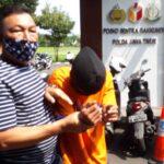Guru SMP Asal Gondanglegi Malang Menyambi Jadi Perakit Senjata Api