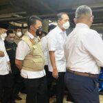 Sidak Harga Bahan Pokok di Surabaya, Mendag: Stabil, Stok Juga Aman