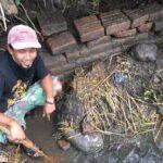 Petani Blitar Temukan Struktur Tumpukan Bata di Sawah, Diduga Situs Candi