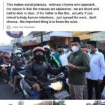 Viral Pejabat Sidoarjo Bagi-bagi Takjil Dinilai Picu Kerumunan, Warga Kecewa
