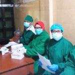 162 Tahanan Polresta Banyuwangi Jalani Tes HIV