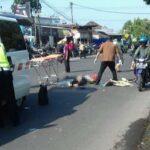 Kecelakaan Mobil dan Tiga Motor di Sidoarjo, Satu Pengendara Tewas
