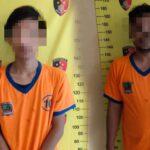 Kakak Adik Asal Jombang Terciduk Pesta Sabu-sabu di Surabaya