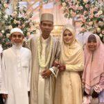 Sah! UAS Resmi Menikah dengan Fatimah Az Zahra, Gadis Asal Jombang