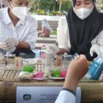 Di Pasar Takjil Banyuwangi, Petugas Temukan Jajanan 'Petulo' Mengandung Pewarna Berbahaya