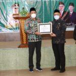 Jadi Perintis Novel Ceris, Kabupaten Sidoarjo Terima Penghargaan dari Kanwil Kemenag Jatim
