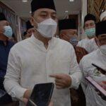 Wali Kota Surabaya : Silakan Salat Tarawih, Tapi Taati Prokes