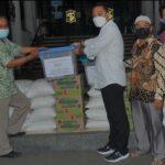 Ramadan, Pemkot Surabaya Bantu Kebutuhan Bahan Pokok kepada 29 Panti Asuhan