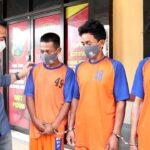 Polisi Jombang Bekuk Penjual Serbuk Petasan Online, Sita Barang Bukti Belasan Kilogram