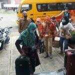 Dideportasi dari Malaysia, 12 PMI Asal Situbondo Dikarantina