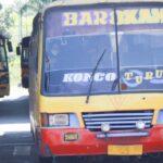 Ramai-ramai Larangan Mudik, Bus Mini di Mojokerto Tetap Beroperasi