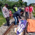 Diduga Bunuh Diri, Mr X di Blitar Malah Jongkok Ketika Kereta Melintas