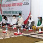 Bupati Sumenep Pererat Silaturahmi dan Sinergitas Bersama Ulama lewat Safari Ramadan