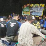 Serdadu Laut Jombang Gelar Doa Bersama di Rumah Salah Satu Awak KRI Nanggala 402