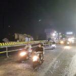 Ruas Jalan Bekas Ruko Jompo Ambruk di Jember Siap Digunakan