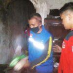 Ditinggal Salat Tarawih, Rumah Warga di Situbondo Ludes Terbakar