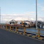 Lebaran Kurang 3 Hari, Pelabuhan Ketapang Banyuwangi Sepi Pengunjung