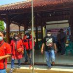 May Day, Serikat Buruh di Mojokerto Santuni Keluarga Marsinah