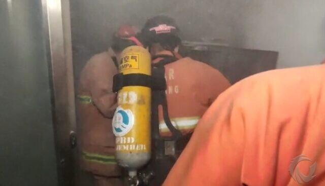Kantor Bank Mandiri Cabang Jember Terbakar, Sumber Api dari Ruangan Server