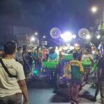 Tradisi Musik Patrol 21 Tahun Bangunkan Sahur, 4 Grup Pawai Kota Jember