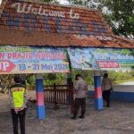 Polres Lumajang Intensif Patroli Objek Wisata Selama Ditutup