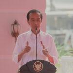 Joko Widodo Resmikan PSEL Berbasis Teknologi Ramah Lingkungan di Benowo Surabaya