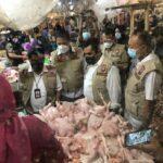 Sidak Pasar di Surabaya, Satgas Pangan: Harga dan Stok Sembako Relatif Aman