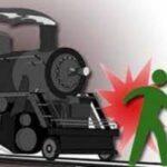 Mabuk, Warga Lumajang Tewas Tertabrak Kereta Api di Sidoarjo
