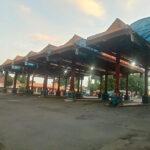 Bus Belum Dapat Stiker Angkutan Lebaran, Terminal Bayuangga Probolinggo Melompong