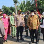 Pantau Mobilitas Warga Jelang Lebaran, Wali Kota Blitar Blusukan ke Terminal Patria
