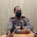 Operasi Semeru 2021, Satlantas Banyuwangi Bagikan Masker kepada Pengendara
